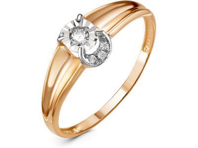 Золотое кольцо РусГолдАрт 1362703_1_5_1_165