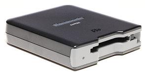 Картриддер Panasonic - AJ-PCD2GPJ для карт Panasonic P2, фото 2