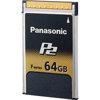Карта памяти P2 Panasonic AJ-P2E064FG с объемом 64GB