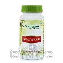 Шатавари 60 таблеток, Sangam Herbals, Shatavari