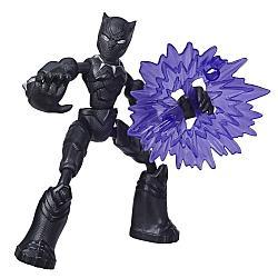 Hasbro Мстители Бенди Фигурка Черная Пантера
