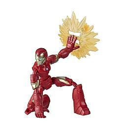 Hasbro Мстители Бенди Фигурка Железный Человек