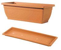 Горшки для балконов VASAR IBL 100 - 100*20*17cm