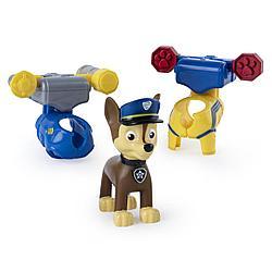 Paw Patrol Щенок Гонщик со съемной униформой, Щенячий патруль