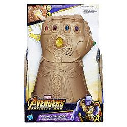 """Hasbro """"Мстители: Война бесконечности"""" Перчатка Бесконечности Таноса (свет, звук)"""
