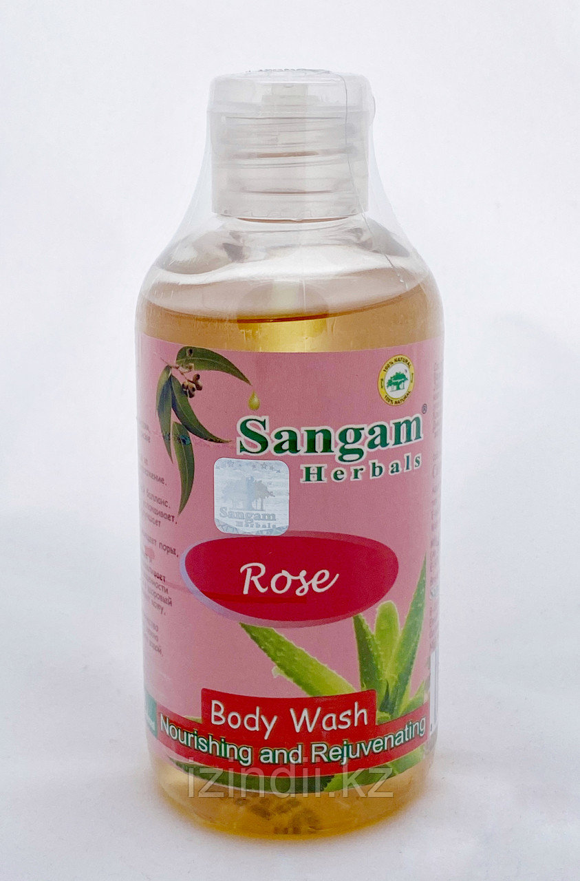 Гель для душа Sangam Herbals (Rose), 200 мл