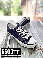 Кеды Converse темно-синие