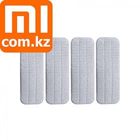 Набор сменных тряпок для швабры Deerma (4 шт) Xiaomi Deerma MOP Set Арт.6542