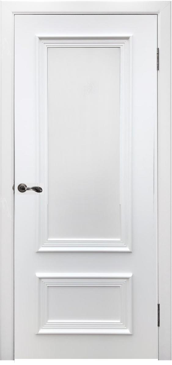 Межкомнатная дверь Премьер белая эмаль(нестандарт h2200)
