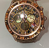 Золотые часы с бриллиантами, фото 6