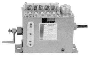Смазочные коробки Manzel® Модель 25R1-P1-3-D2R-L0