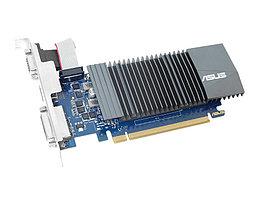 Видеокарта ASUS GeForce GT710 2Gb 64bit GDDR5 D-Sub DVI HDMI PCI Express 2.0 GT710-SL-2GD5
