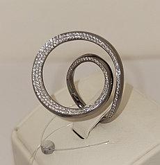 Кольцо с бриллиантами RB / 16,5 размер