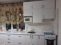 Белая кухня. На заказ. 3 м.