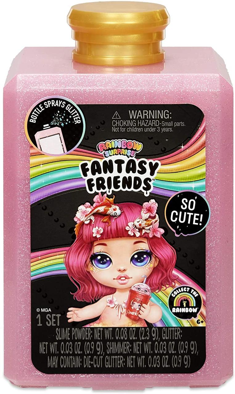 Poopsie Rainbow Surprise Fantasy Friends, Пупси Слайм - фото 1