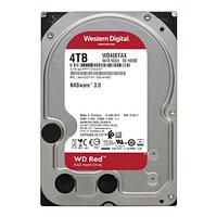 "Жесткий диск HDD 4 Tb SATA 6Gb/s Western Digital Red 3.5"" 5400rpm 256MB"