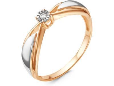 Золотое кольцо РусГолдАрт 1341003_1_5_1_17