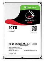 "Жёсткий диск HDD 10 Tb SATA 6Gb/s Seagate IronWolf 3.5"" 7200rpm 256Mb"