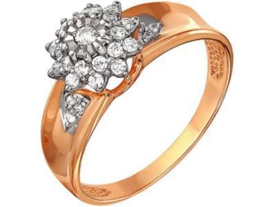 Золотое кольцо РусГолдАрт 1314803_1_5_1_185
