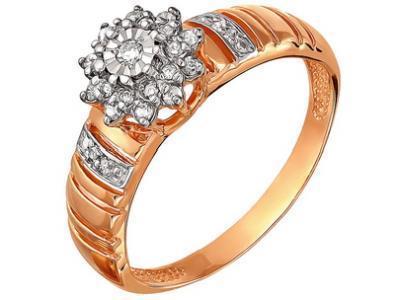 Золотое кольцо РусГолдАрт 1314403_1_5_1_185