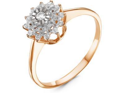 Золотое кольцо РусГолдАрт 1313603_1_5_1_18