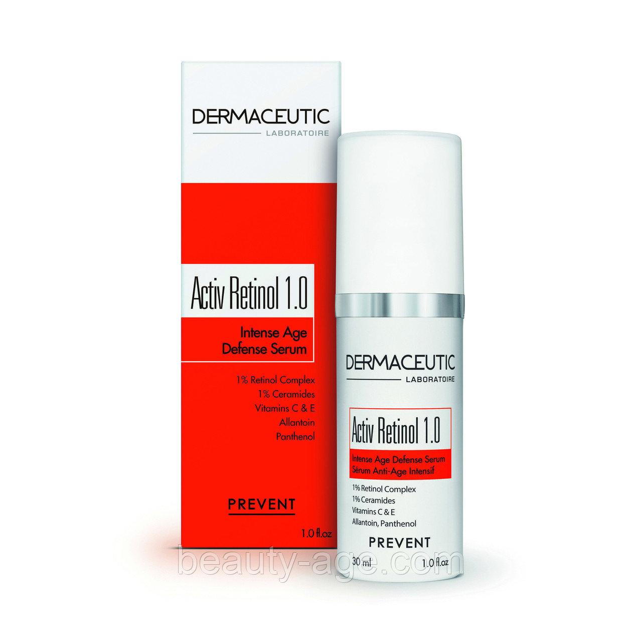 Сыворотка Activ retinol 1.0 anti-age