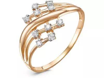 Золотое кольцо РусГолдАрт 1295707_1_1_1_165