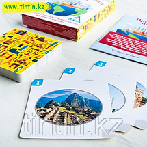 Настольная игра «Мемо Достопримечательности мира», 50 карточек, фото 2