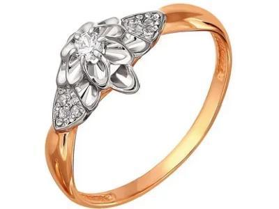 Золотое кольцо РусГолдАрт 1283807_1_1_1_17