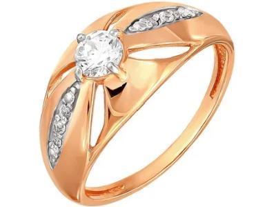 Золотое кольцо РусГолдАрт 1279707_1_1_1_175