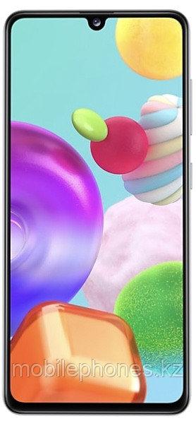 Смартфон Samsung Galaxy A41 Белый