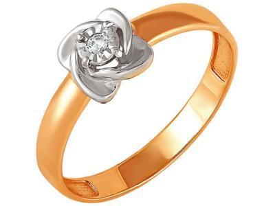 Золотое кольцо РусГолдАрт 1274303_1_5_1_17