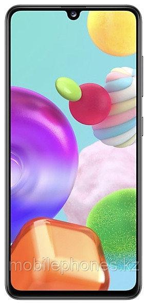 Смартфон Samsung Galaxy A41 Чёрный