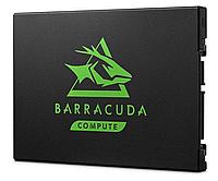 """Твердотельный накопитель Seagate Barracuda 120 SSD ZA500CM10003 500ГБ 2,5"""" SATA-III (TLC)"""