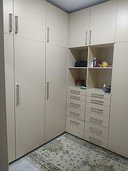 Гардеробная комната (гардеробные шкафы)