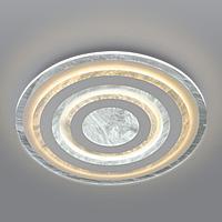 Потолочный светодиодный светильник с пультом управления