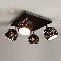 Потолочный светильник с поворотными плафонами