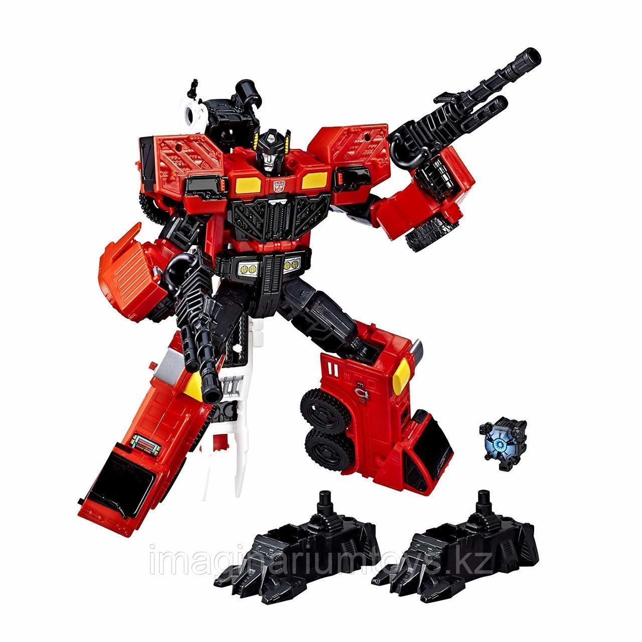 Трансформер Инферно 17 см оригинал Hasbro