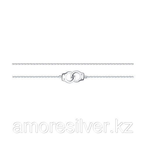 Браслет из серебра    SOKOLOV 94050658