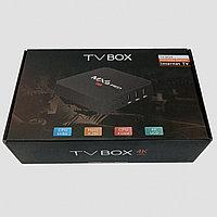 Интернет приставка Android TV BOX MXQ-4K