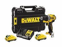 Дрель DeWALT DCD701D2-QW