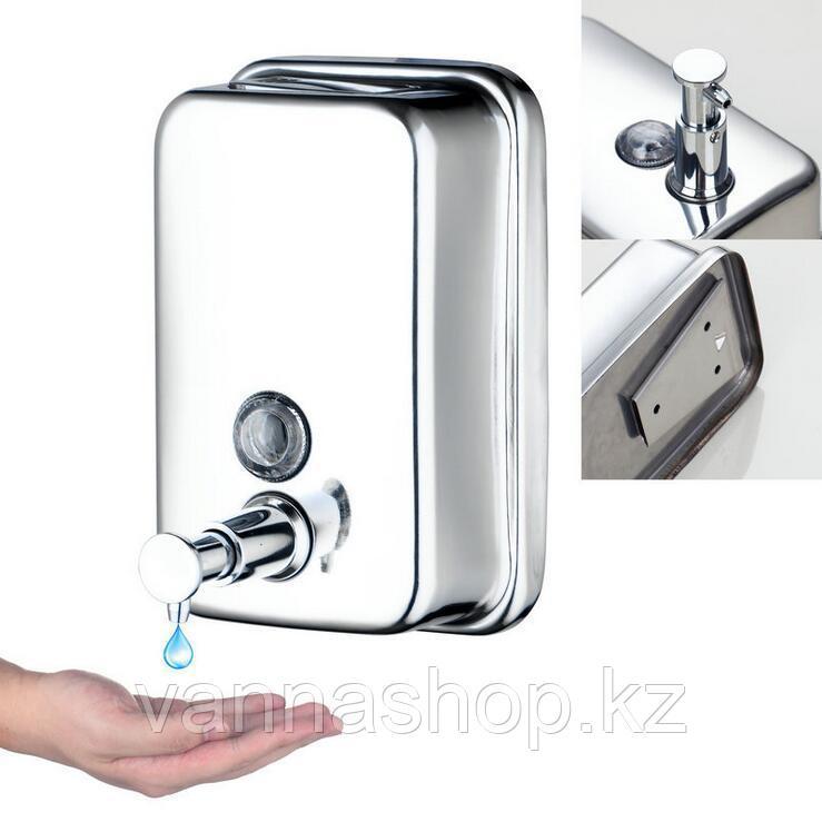 Дозатор (диспенсер) для жидкого мыла 800 мл