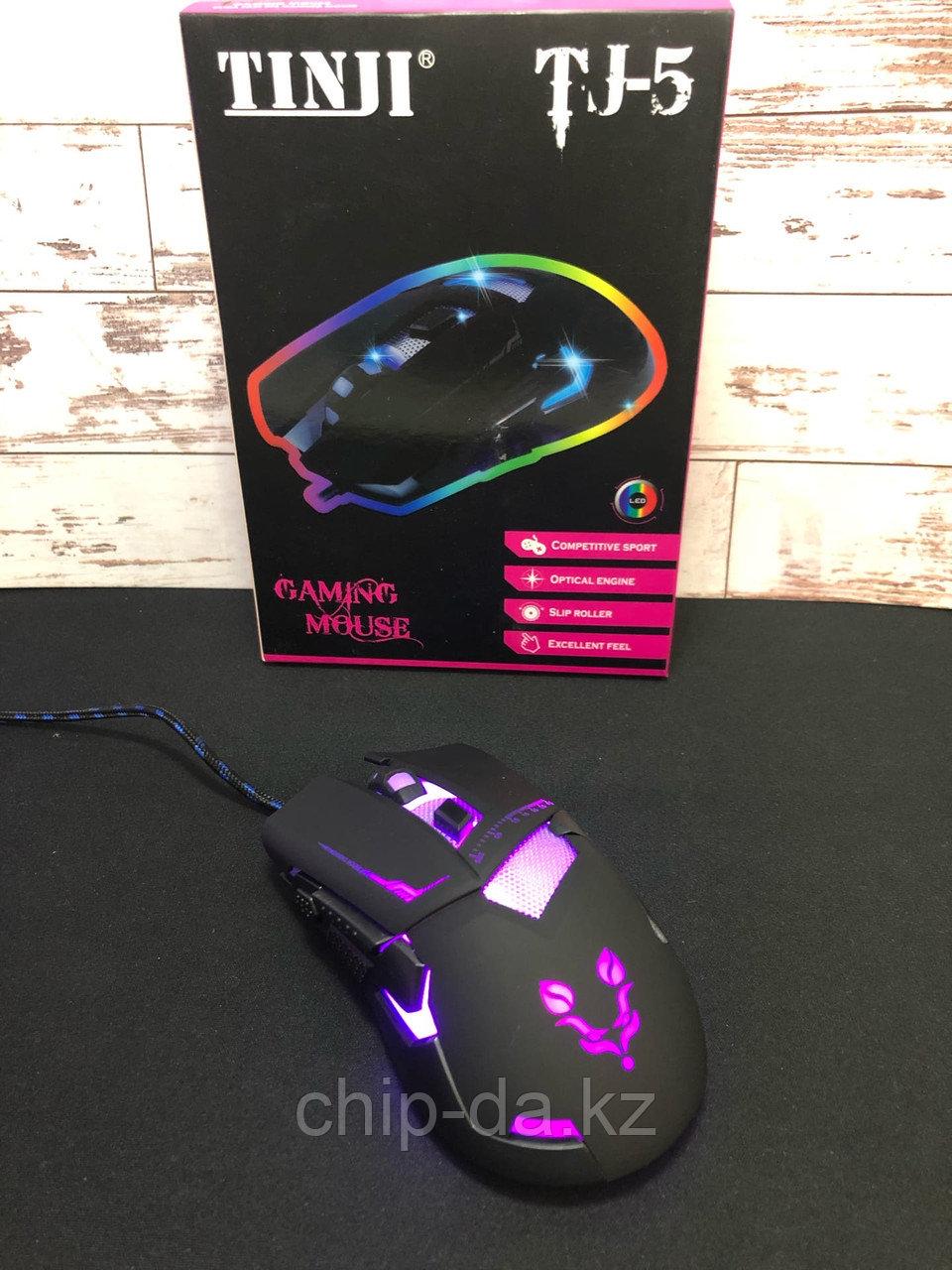 Мышь игровая Tinji TJ-5