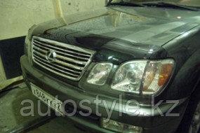 Дефлектор капота Lexus LX 470 1998-07