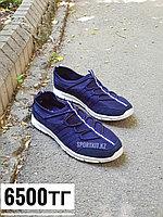 Кеды Adidas темно- синие, фото 1
