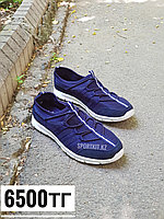 Кеды Adidas темно- синие