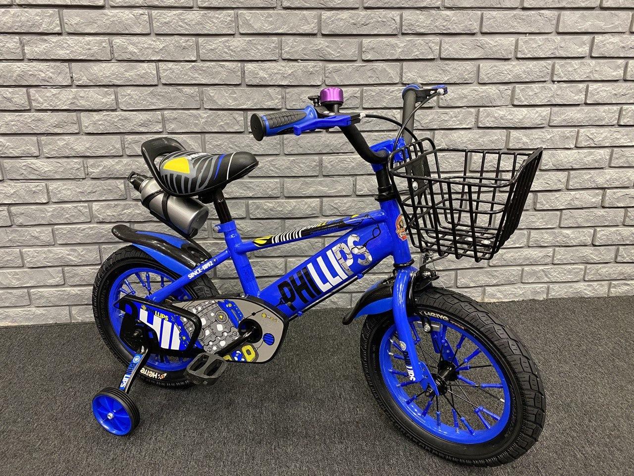 Детский велосипед Phillips от 3 до 6 лет