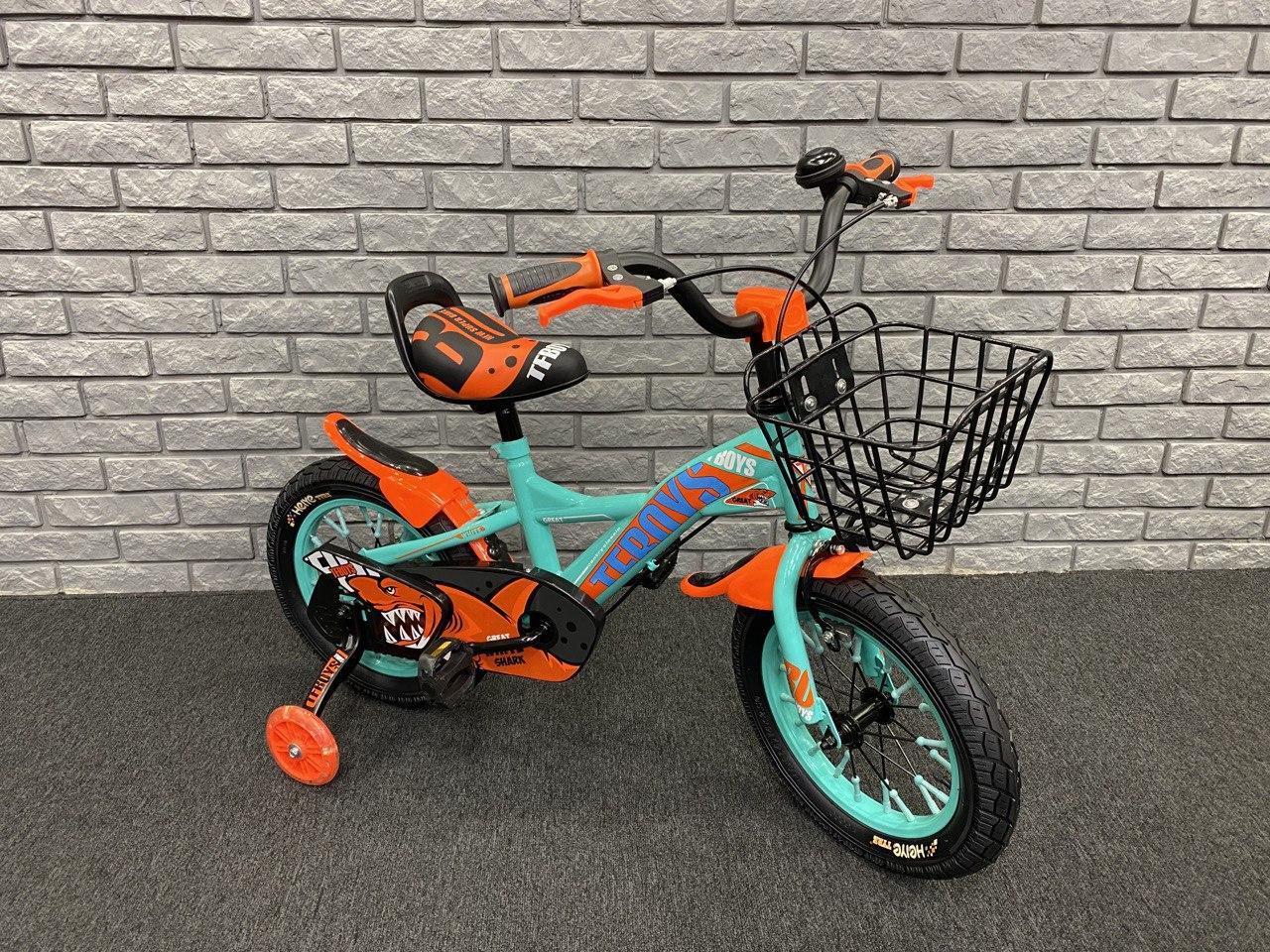 Детский велосипед Boys от 3 до 6  лет