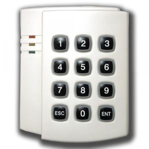 Считыватель IronLogic Matrix-VII (мод. E H Keys) свет.