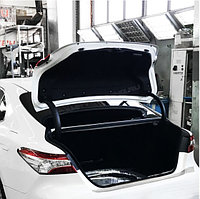Электропривод багажника на Camry 70 2018-
